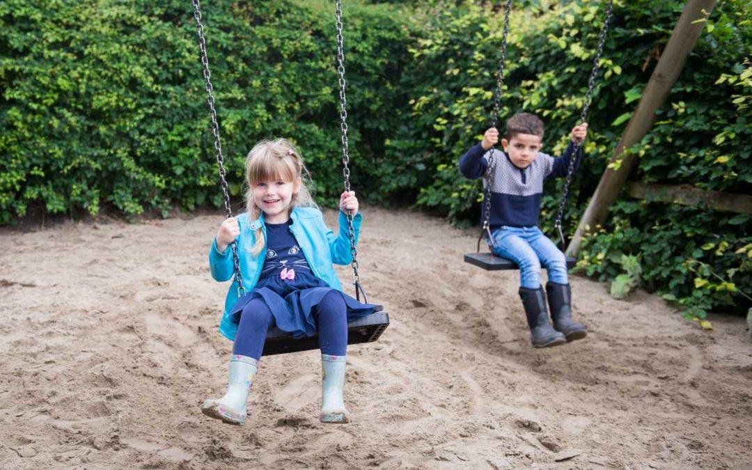 Wij groeien:  een derde kleuterklas
